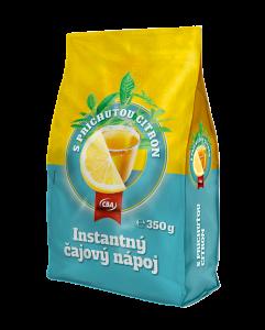 CBA Instantný čajový nápoj spríchuťou citrón 350 g