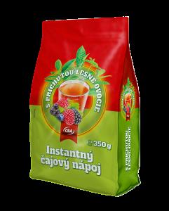CBA Instantný čajový nápoj spríchuťou lesné ovocie 350 g