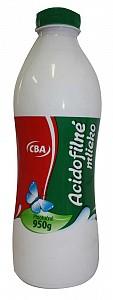 CBA Acidofilné mlieko plnotučné  950 g