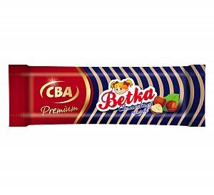 CBA Premium Betka chrumkavý nugát 22,5 g