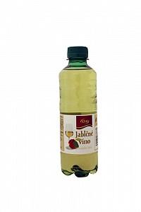 CBA Jablčné víno polosladké biele 330 ml