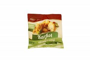 CBA Premium karfiol obaľovaný hlbokozmrazený 500g