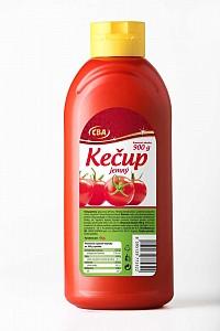 CBA Kečup jemný 900g