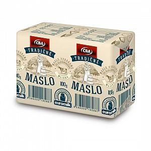 CBA Tradičné maslo 100 g