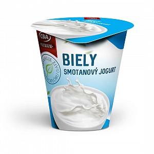 CBA Premium Smotanový jogurt biely 145 g