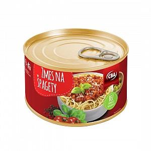 CBA Zmes na špagety 400 g