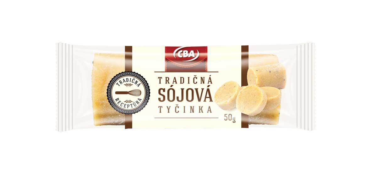CBA sójová tyčinka 50g