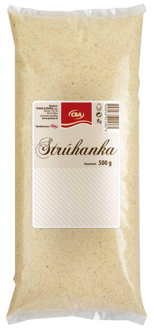 CBA Strúhanka 500 g